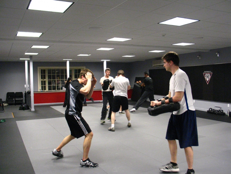 Krav Maga - MacDonald Academy of Martial Arts