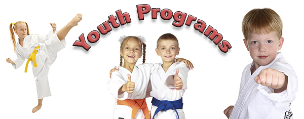 Youth Kenpo Karate